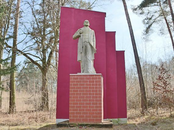 Lenin in Nohra